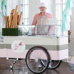 Мороженное в отеле, доме отдыха