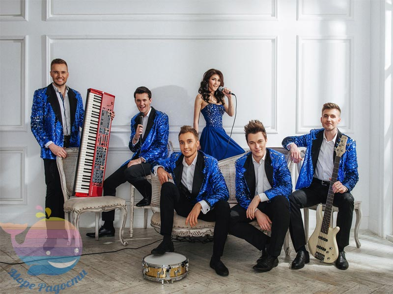 Кавер группа в Москве