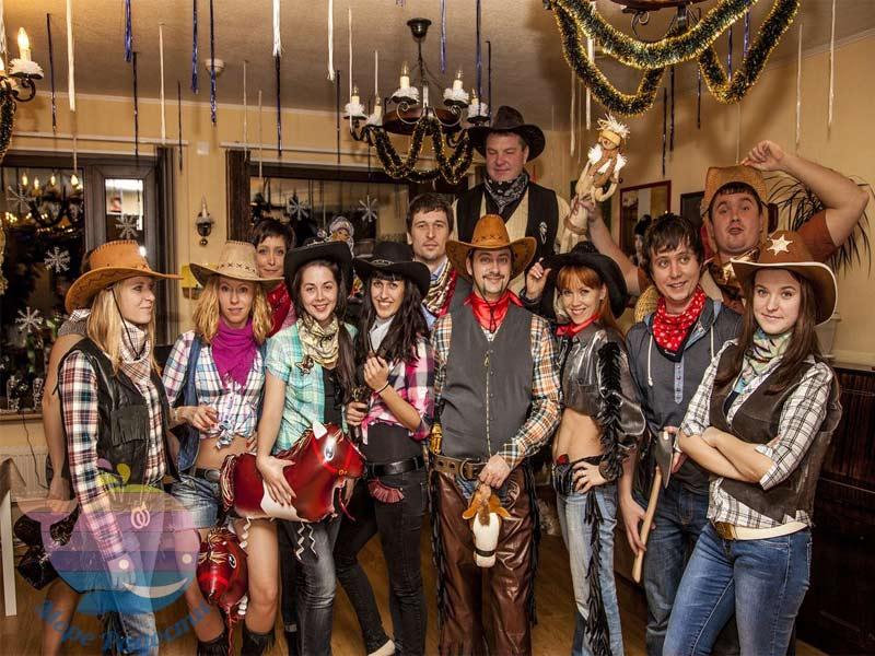 программа Ковбойская вечеринка в Москве