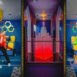 вечеринка Олимпиада для детей