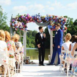 Выездной регистратор Александр на свадьбу