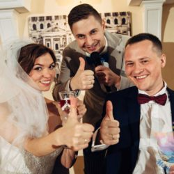 Выездной регистратор Дмитрий на свадьбу