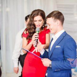 Выездной регистратор Алексей на свадьбу