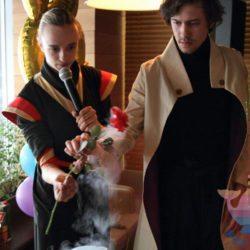 Праздничный распорядитель Богдан в отеле, доме отдыха