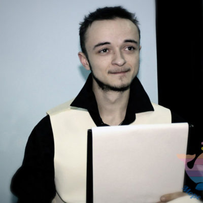 Ведущий Богдан на выпускной