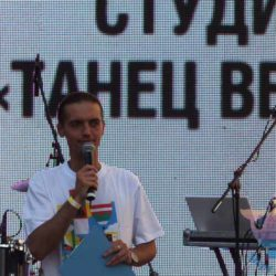 Ведущий Алексей на детский праздник