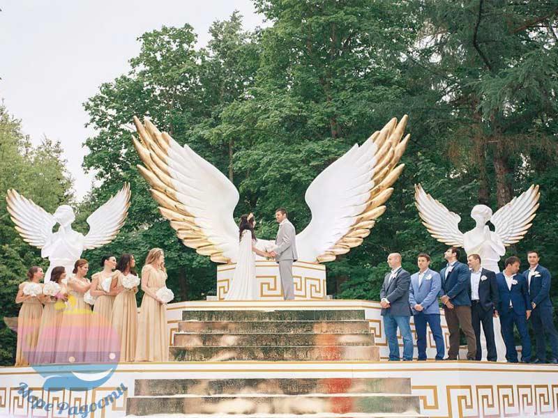 СвадьбаГреческая в Москве