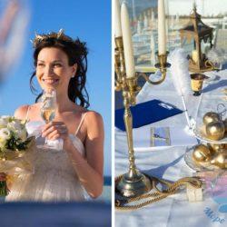 вечеринка Греческая свадьба для детей