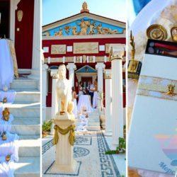 Свадьба Греческая в ресторане