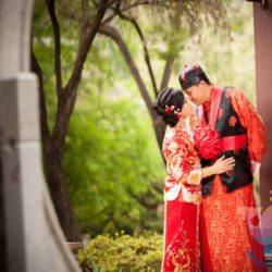 Свадьба Китайская в доме отдыха