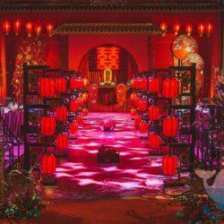 вечеринка Китайская свадьба для взрослых