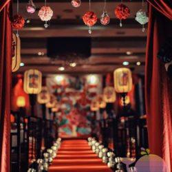 торжество в стиле Китайская свадьба