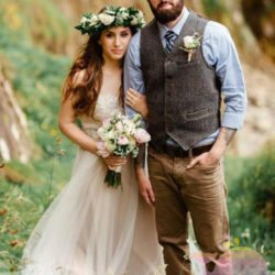 Свадьба Лесная сказка в доме отдыха