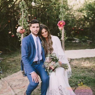 праздник свадьба Лесная сказка
