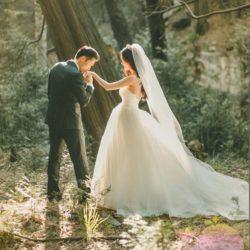 Свадьба Лесная сказка в отеле