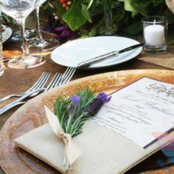 Свадьба Прованс в доме отдыха