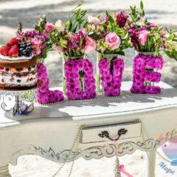 Свадьба Прованс в отеле