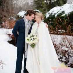 Свадьба Зимняя сказка в Москве