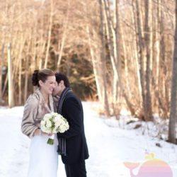 Свадьба Зимняя сказка В подмосковье