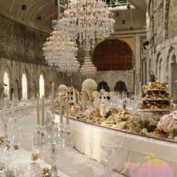 Свадьба Шебби шик В подмосковье