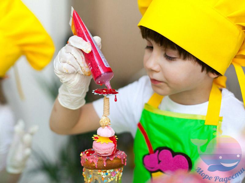 МК на детский праздник