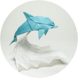 Гигантский оригами