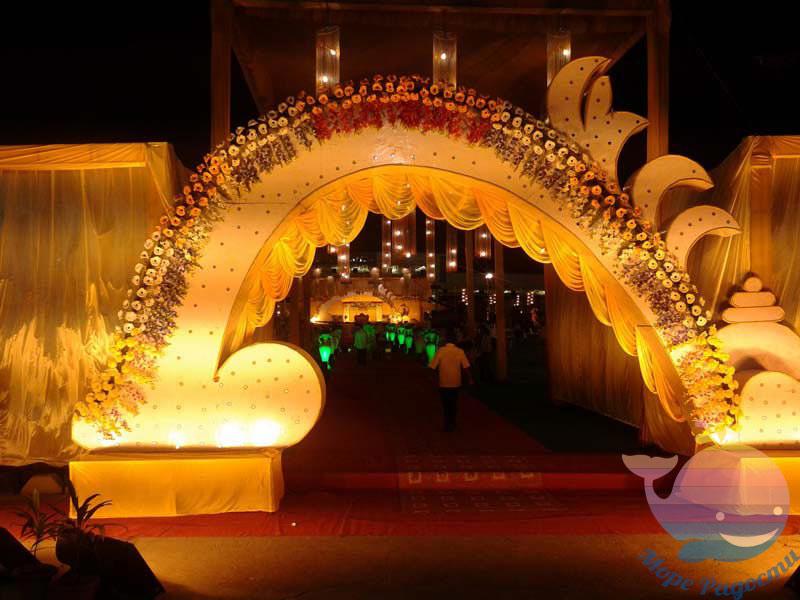 ворота-на-свадьбе