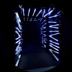 Неоновый туннель